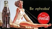 Be Refreshed! Coca Cola