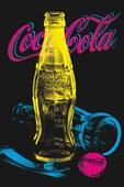 Black & Neon Coca Cola