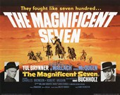 The Magnificent Seven American Western