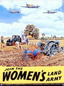 Join the Women's Land Army Land Girls