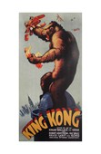 King Kong Vintage Art