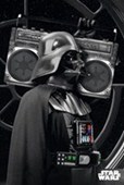 Darth Vader Boombox Star Wars