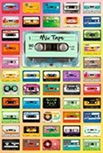 Mix Tape Retro Tape Collection