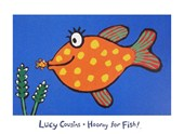 Hooray for Fish! Lucy Cousins