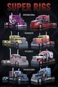 American Super Trucks Super Rigs