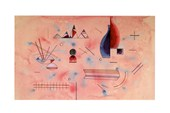 Bastoncini D'appoggio O La Rosa Wassily Kandinsky
