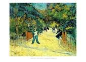 The Public Gardens Vincent Van Gogh