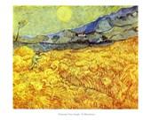 The Reaper Vincent Van Gogh