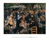 Il Ballo Del Moulin De La Galette Auguste Renoir