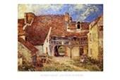 The Farmyard Alfred Sisley