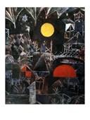 Mondaufsonnenutergang Paul Klee