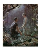 Hermia and Lysander J. Simmons