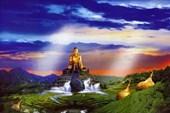 Sacred Mountain Chayan-Khoi