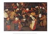 A Farmer's Wedding Pieter Bruegel
