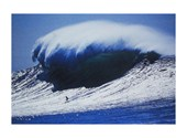 Sebastien Saint Jean, Surfing Belharra Eric Chauche