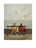 Bums on Seat Sam Toft