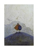 Love on a Mountain Top Sam Toft