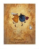 Carrying On Regardless Sam Toft
