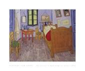 The Artist's Bedroom at Arles 1889 Vincent Van Gogh