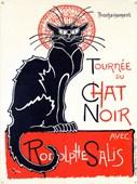 Tournee du Chat Noir Theophile Alexandre Steinlen