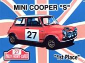 Taking 1st Place Mini Cooper S