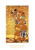 Study for Fulfillment 1909 Gustav Klimt