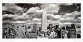 Clouds over Manhattan Henri Silberman