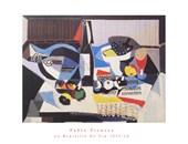 La Bouteille de Vin Pablo Picasso
