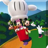 Hot Air Balloon Party Mickey Mouse & Friends