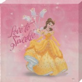 Love to Sparkle Beauty and the Beast's, Belle