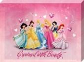 Crowned wih Beauty Walt Disney Princesses