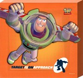 Buzz Lightyear - Target is on Approach Disney Pixar's Toy Story