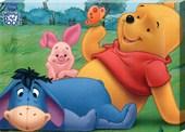 Pooh, Piglet and Eeyore Having Fun! Disney's Winnie the Pooh