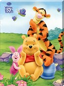 Pals on a Hunneypot Disney's Winnie the Pooh