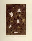 Dancing From Fear Paul Klee