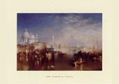 Venice,  1840 Joseph Mallard William Turner