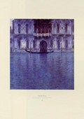 The Count's Palace - Palazzo Contarini Claude Monet
