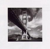 Golden Gate Bridge, San Fransisco Lambert