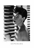Black and White Beauty Audrey Hepburn