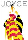 Fashion Magazine Cover Joyce Paris