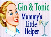 Gin & Tonic Mummy's Little Helper