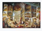 Galerie Des Vues De La Rome Antique, 1755 Giovanni Paolo Pannini