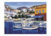 The Port of Kaminia - Greece Jean-Claude Quilici