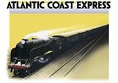 Atlantic Coast Express Shep Advertising Art