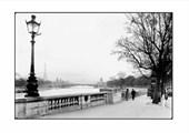 Paris, The Course of the Seine Roger-Viollet