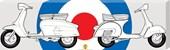Design Classics Haynes Lambretta & Vespa