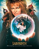 David Bowie is Jareth, The Goblin King Labyrinth