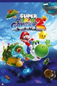 Super Mario Galaxy 2 World of Adventure