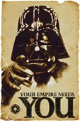 Your Empire Needs You Darth Vader