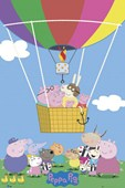 Hot Air Balloon Adventure Peppa Pig